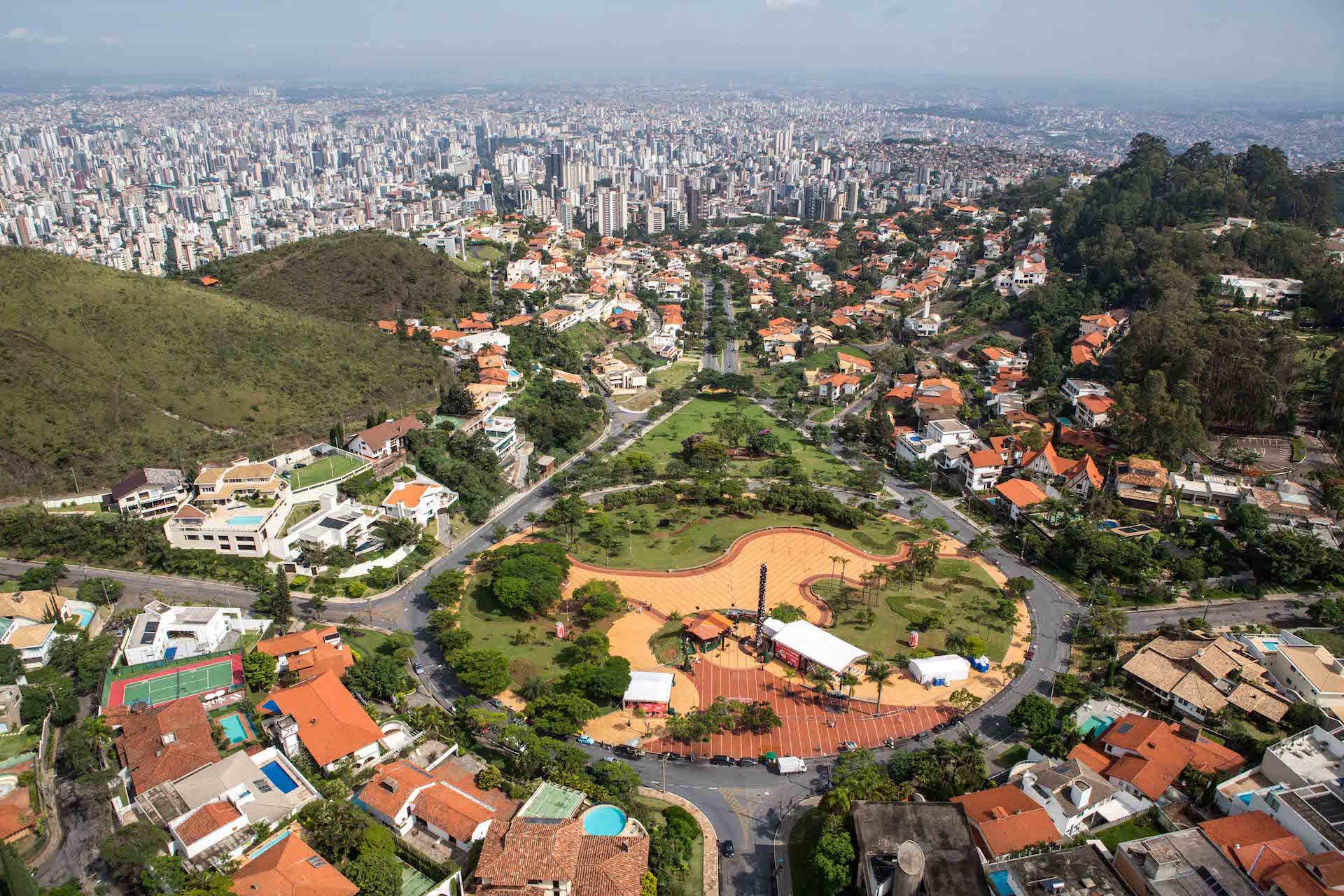 Belo Horizonte – aérea